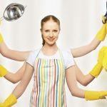 Услуги домрабтницы – востребованный вид занятости