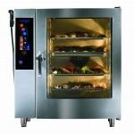 Пароконвектомат — незаменимое оборудование для профессиональной кухни